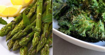 Day 10 – Go Green Asparagus & Kale Recipes