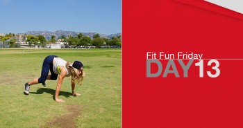 Day 13 – Fit Fun Friday